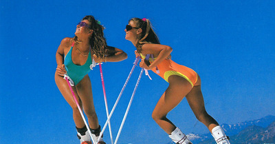 Pour qui sonne le glas(cier)? : anthologie du ski d'été en France