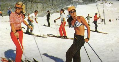 La grande histoire du ski d'été en France : utopies et perspectives