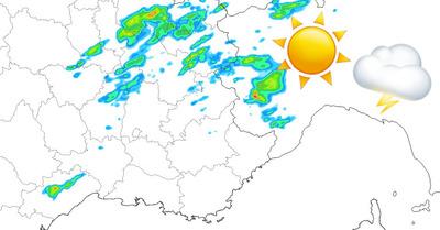La météo montagne du jeudi : Les orages puis le beau temps