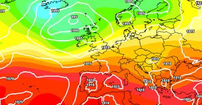 La météo montagne du jeudi : Cap au Sud !