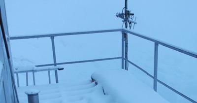 La neige est de retour en montagne