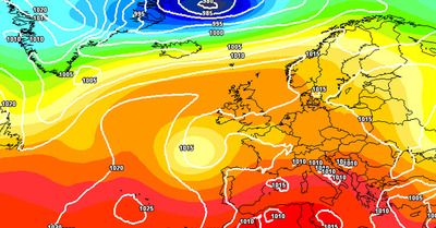 La météo montagne du jeudi : Quel temps après la canicule?