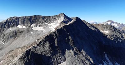 Perdiguère, une idée de trail alpi