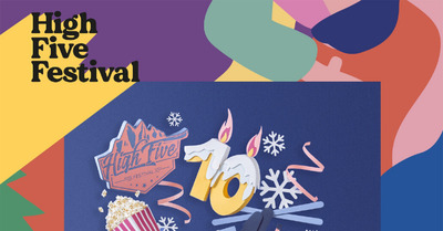 Annulation du High Five Festival 2020 à Annecy