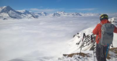 Ski de rando : le Rochu