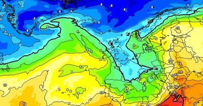 FLASH METEO : La neige arrive (déjà) en force !