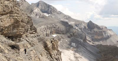 Pyrénéisme : Le pic Marboré (3251 m) et la grotte Devaux