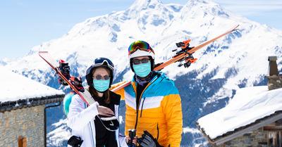 Stations de ski et Covid-19 : comment l'hiver s'annonce-t-il?
