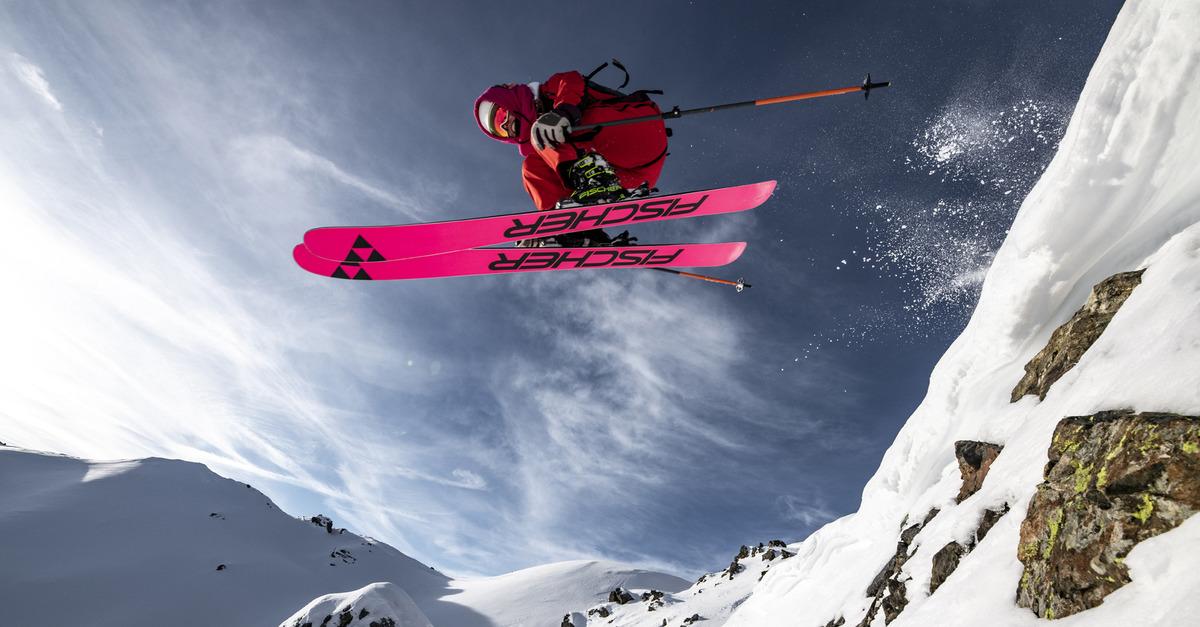 Test Privé -  Skis FischerRanger 102 FR