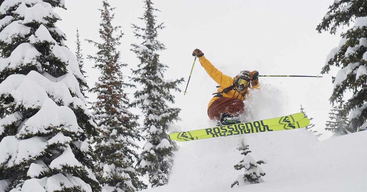 Test Privé -  Skis Rossignol Blackops Sender Ti