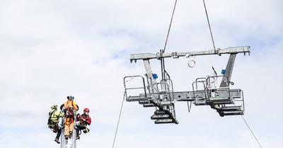 Les nouveautés dans les domaines skiables en Suisse