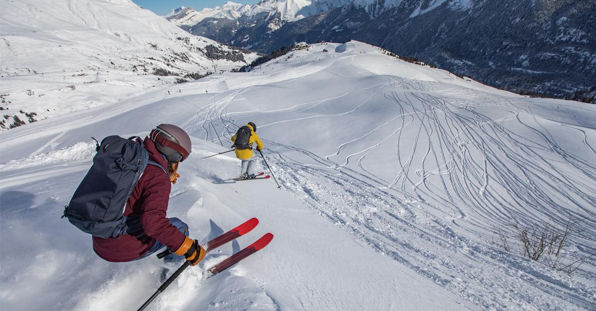 Test Privé Expérience -  Co-développement d'un nouveau ski freeride Wedze