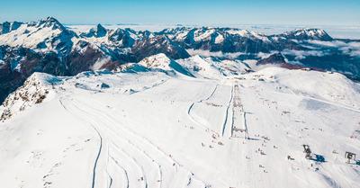 La saison de ski est lancée aux 2 Alpes