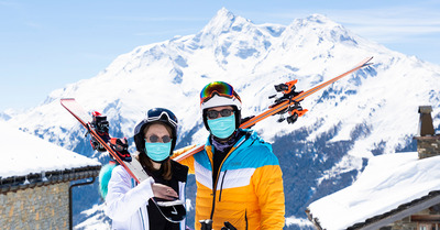 Covid : l'impact du confinement sur les stations de ski