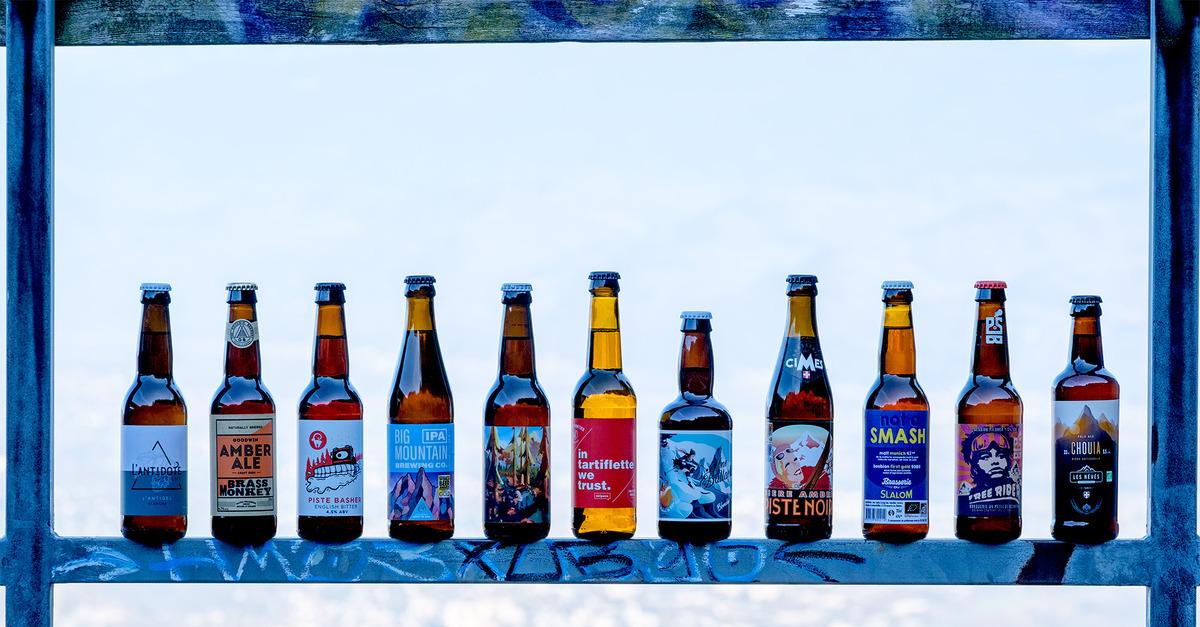 Test Privé - Box Bières de Montagne In Tartiflette We Trust