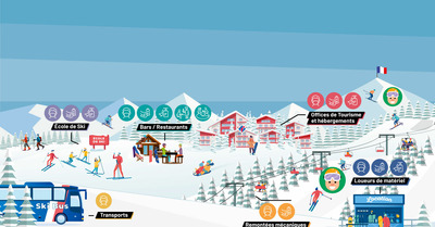 info COVID-19 Les 2 Alpes