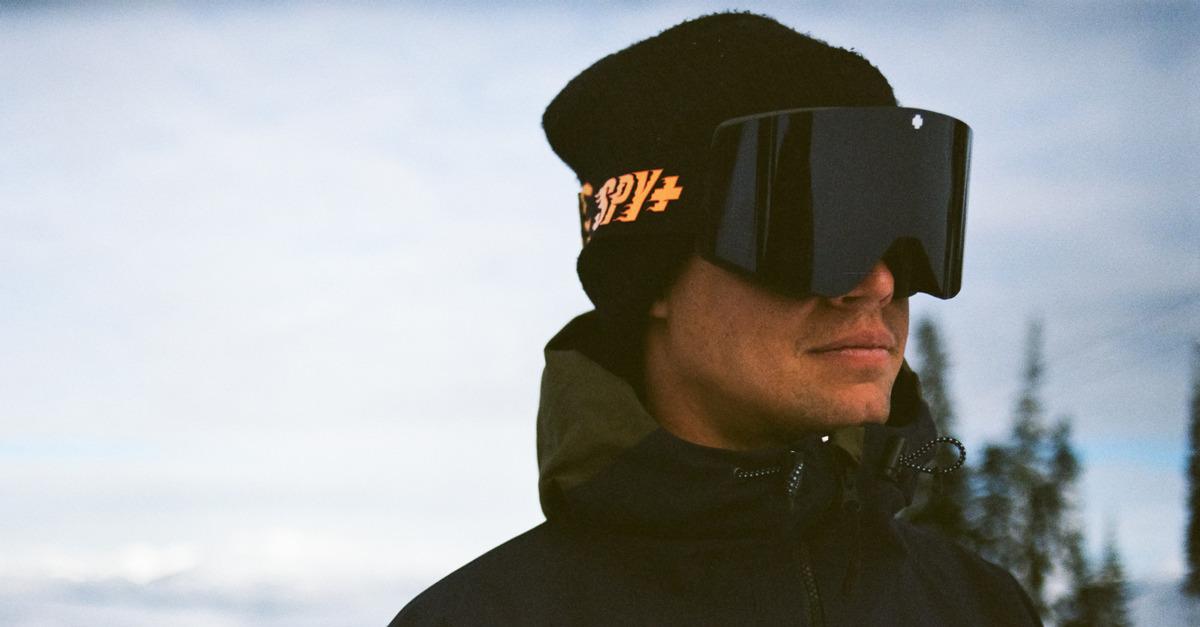 Test Privé - Masque Spy Marauder