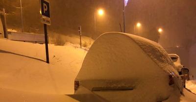 Neige ce week-end : la montagne à l'heure d'hiver