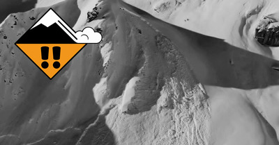 Video :   avalanche à Courchevel ce dimanche