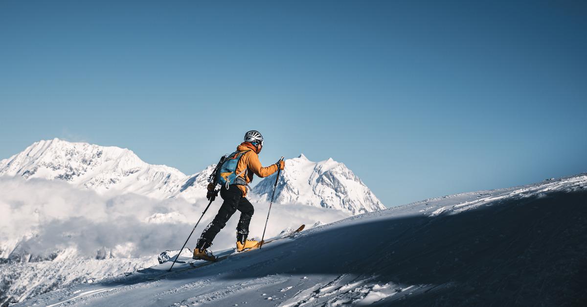 Courchevel : mettez les peaux et testez le ski de rando