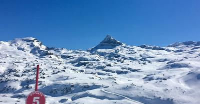 Les Landais font du ski !