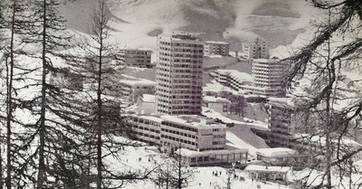 L'architecture au service du ski