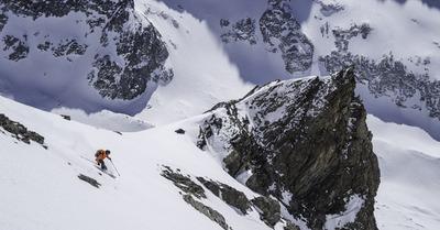 Échappée sauvage à ski au cœur de l'Oisans