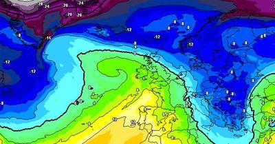 La météo du lundi 25 janvier : Les Alpes du Nord sous surveillance?