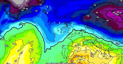 La météo du lundi 1er février : Après la tempête ...