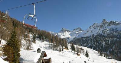 Italie : les stations de ski restent fermées