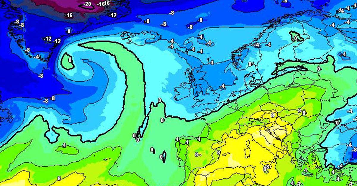 La météo du lundi 22 février : L'hiver est-il fini ? - Skipass.com