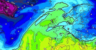 La météo du jeudi 25 février : Toujours de la douceur et du soleil?