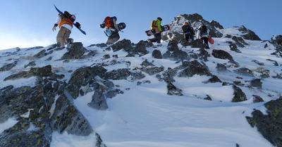 FTW Arcalis - Le meilleur job de l'hiver