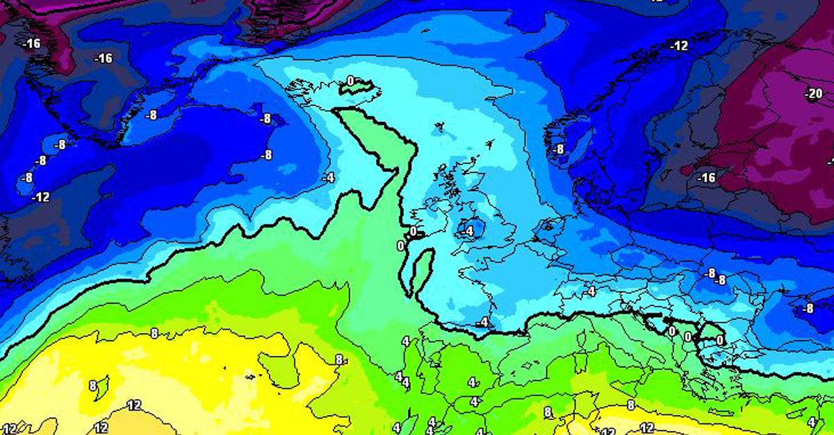 La météo du jeudi 4 mars : Changement de temps, et retour de la neige ? - Skipass.com