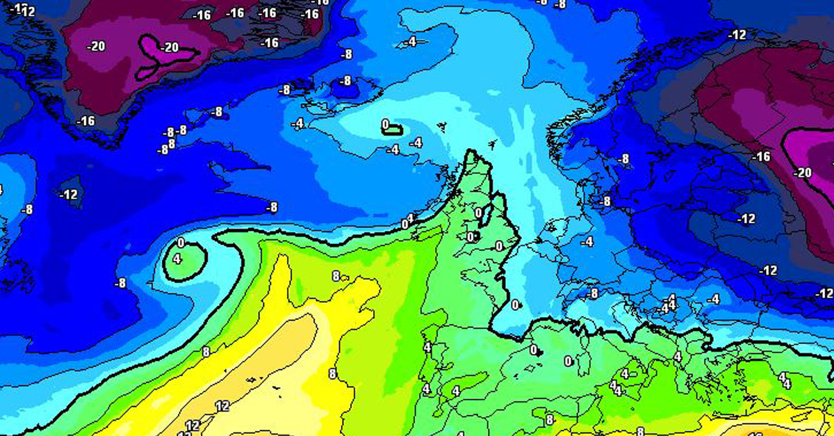 La météo du lundi 08 mars : Vers une fin de semaine bien enneigée ! - Skipass.com