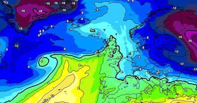 La météo du lundi 08 mars : Vers une fin de semaine bien enneigée !