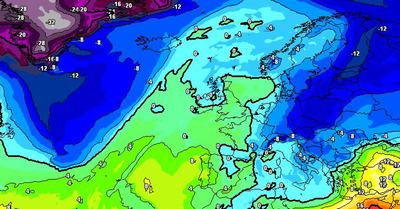 La météo du jeudi 18 mars : La revanche des Pyrénées et le froid avant le beau temps?
