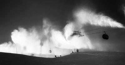 L'article de la semaine par Glisshop :  Montagne monochrome