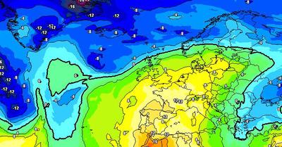 La météo du lundi 29 mars :  Une semaine de rêve, avec la neige qui résiste avant le froid?