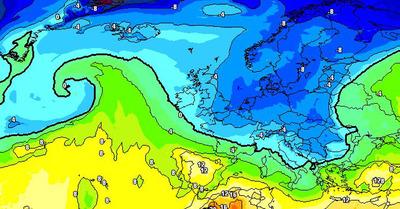 La météo du lundi 12 avril : L'hiver joue les prolongations ...