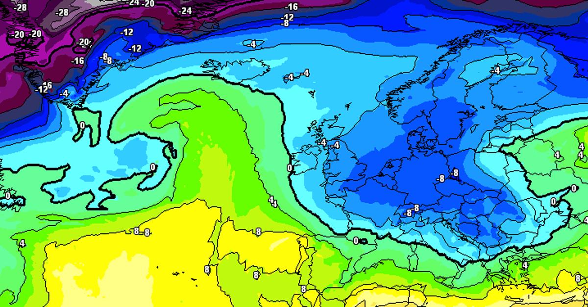 La météo du jeudi 15 avril : Le printemps va t'il revenir?