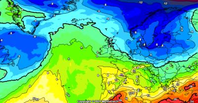 La météo du lundi 19 avril : Le beau temps en vue ... et encore de belles possibilités !