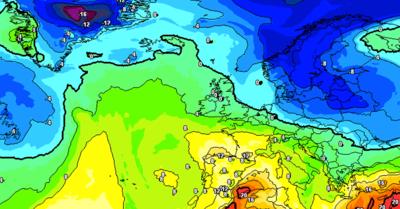 La météo du jeudi 22 avril : Printanier avec de la douceur et du soleil pour finir !
