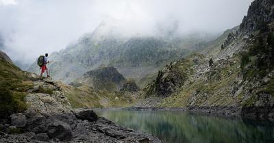 Randonnée au long cours dans le massif de Belledonne