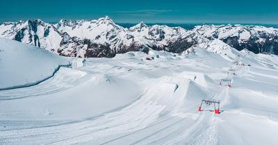 Ouverture des 2 Alpes pour le ski