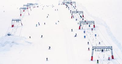 Ouverture de la saison de ski d'été aux 2 Alpes (1/2)