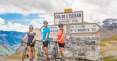 4 séjours à Val d'Isère cet été