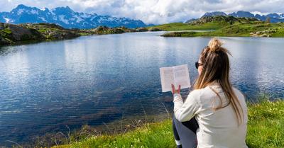 On respire et on se détend à l'Alpe d'Huez
