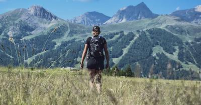 Serre Chevalier Vallée Briançon :  se ressourcer à la montagne...