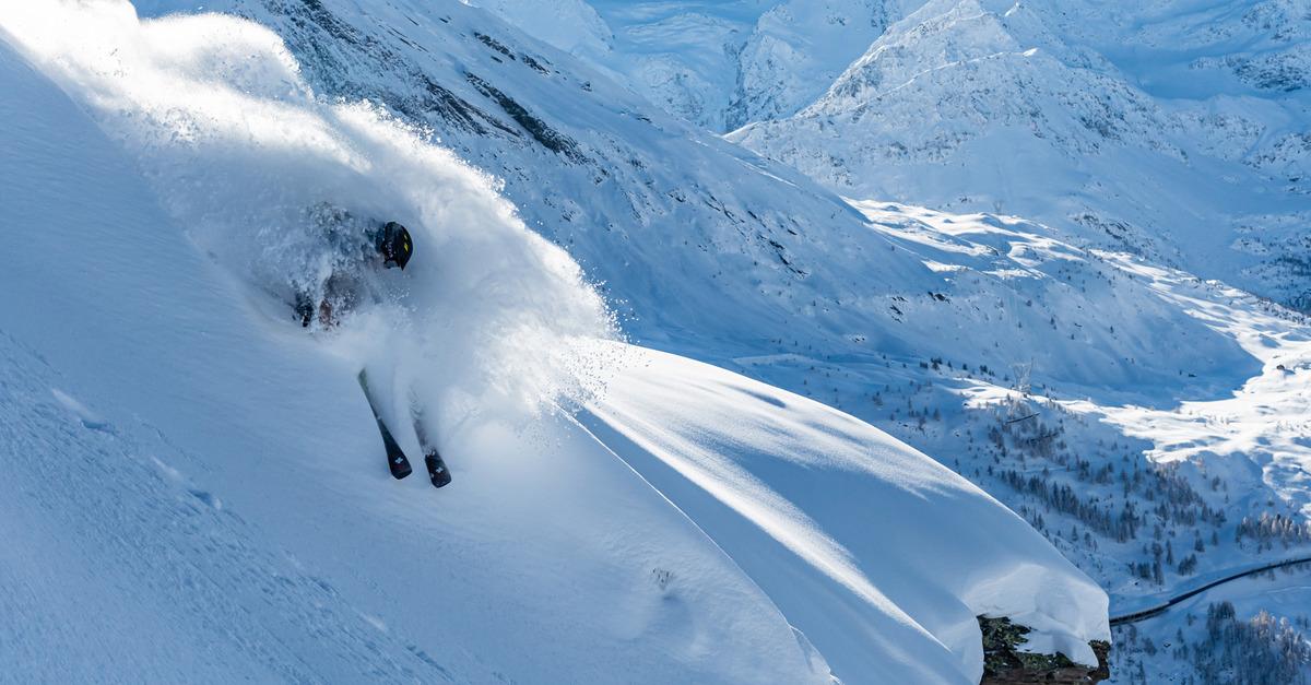 Test Privé - Ski Movement Alp Tracks 90
